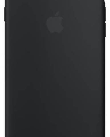 Kryt na mobil Apple Silicone Case na iPhone 8 Plus / 7 Plus čierny