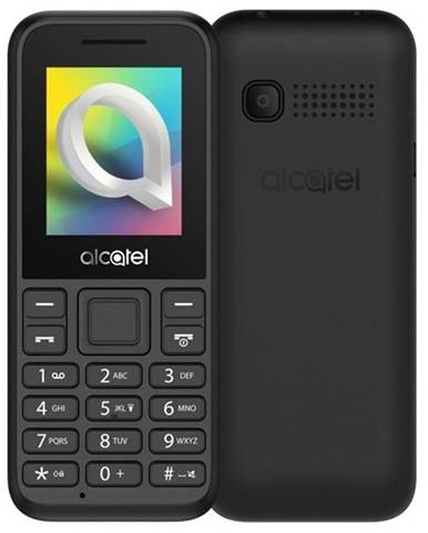Mobilný telefón Alcatel 1066G čierny