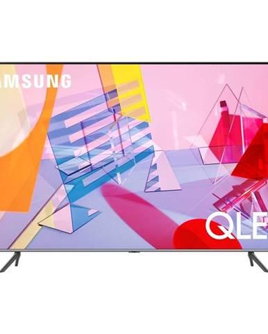 Televízor Samsung Qe55q67ta strieborn
