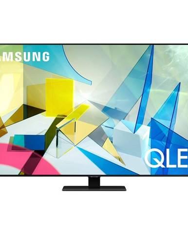 Televízor Samsung Qe55q80ta strieborn
