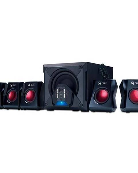 Genius Reproduktory Genius GX Gaming SW-G5.1 3500 čierne/červené