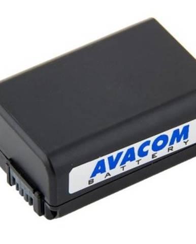 Batéria Avacom Sony NP-FW50 Li-Ion 7.2V 860mAh