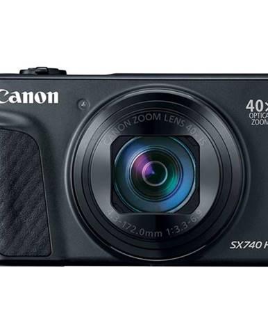 Digitálny fotoaparát Canon PowerShot SX740 HS čierny