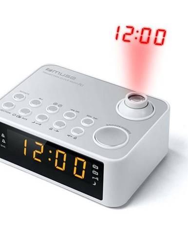 Rádiobudík MM-178PW biely