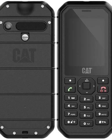 Mobilný telefón Caterpillar CAT B26 čierny
