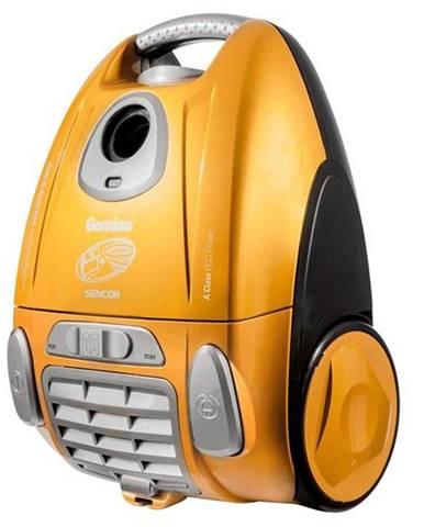 Podlahový vysávač Sencor SVC 900-EUE3 oranžov