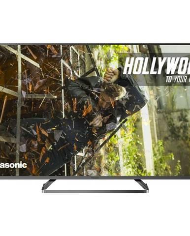 Televízor Panasonic TX-50HX810E čierna/strieborn