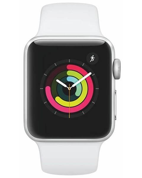 Apple Inteligentné hodinky Apple Watch Series 3 GPS 38mm púzdro zo