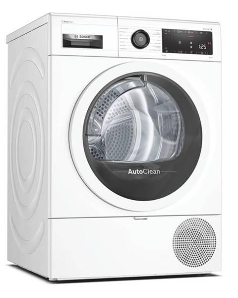 Bosch Sušička bielizne Bosch Serie   8 Wtx87mw0cs biela