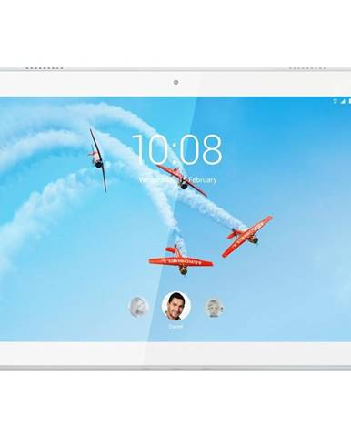 Tablet  Lenovo Tab M10 32 GB HD biely