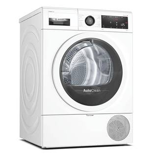 Sušička bielizne Bosch Serie   8 Wtx87mw0cs biela