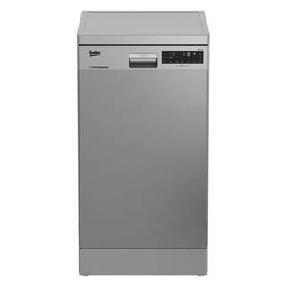 Umývačka riadu Beko Dfs28130x nerez