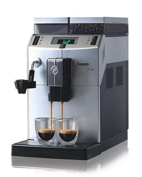 Saeco Espresso Saeco Lirika Plus strieborn
