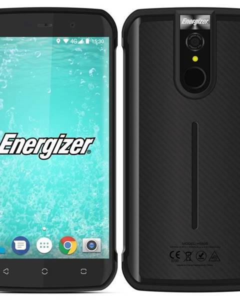 Energizer Mobilný telefón Energizer Hardcase H550S čierny