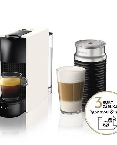 Espresso Krups Nespresso Essenza mini XN111110 & Aeroccino