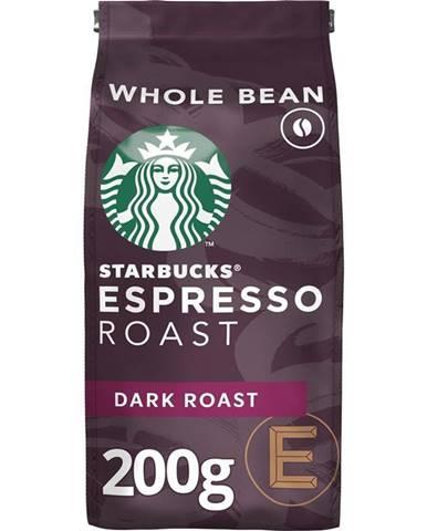 Káva zrnková Starbucks Dark Espresso Roast 200g
