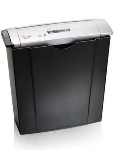 Skartovač Peach PS400-02 6 listů/ 8L/ podélný řez čierny