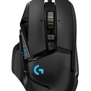 Myš  Logitech Gaming G502 Hero High Performance čierna
