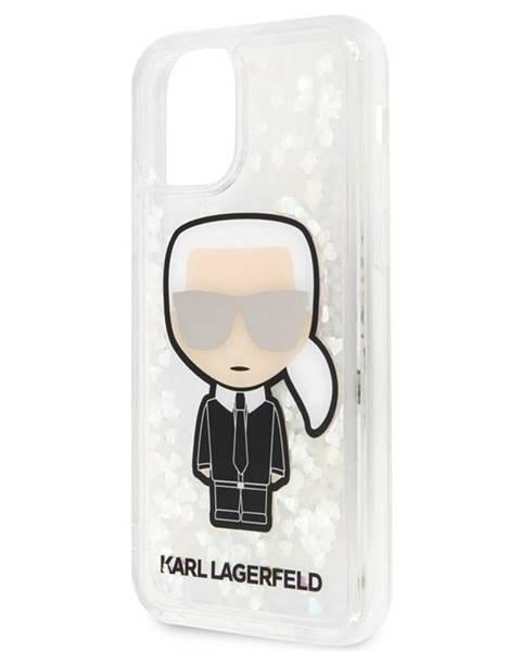 Karl Lagerfeld Kryt na mobil Karl Lagerfeld Glitter Iridescente na Apple iPhone 11