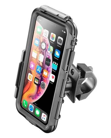 Držiak na mobil Interphone na Apple iPhone XS Max, úchyt na řídítka