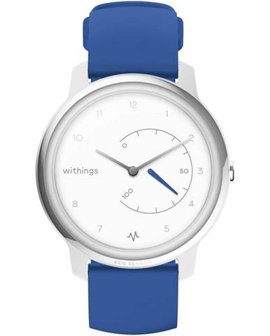 Inteligentné hodinky Withings Move ECG modrá