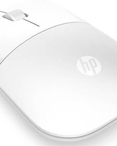 Myš  HP Z3700 biela