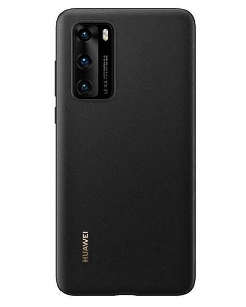 Huawei Kryt na mobil Huawei P40  čierny