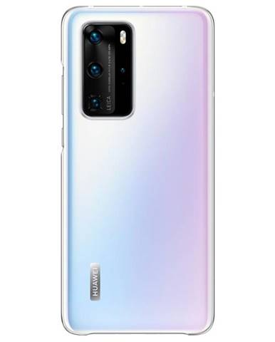 Kryt na mobil Huawei P40 Pro  priehľadný