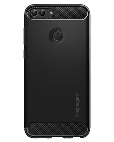 Kryt na mobil Spigen Rugged Armor na Huawei P Smart čierny