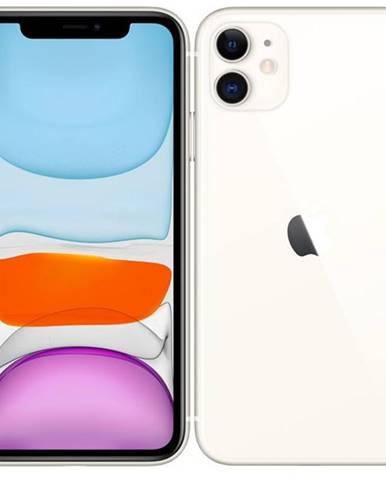 Mobilný telefón Apple iPhone 11 64 GB - White