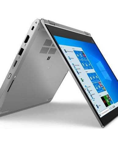 Notebook Lenovo ThinkPad L13 Yoga strieborný i5-10210U, 8GB, 256GB,