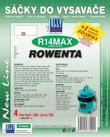 Sáčky pre vysávače Jolly MAX R 14