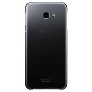 Kryt na mobil Samsung Gradation cover na J4+ čierny