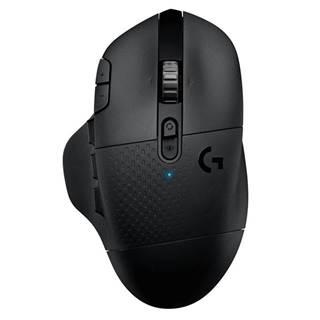 Myš  Logitech Gaming G604 Lightspeed Wireless čierna