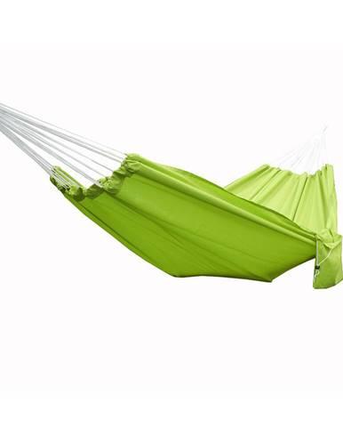 Hojdacia závesná sieť zelená KIMBO - single