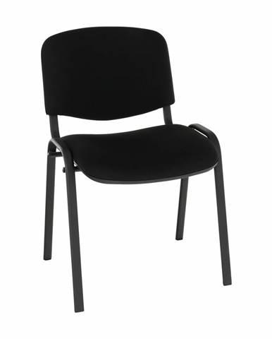 Kancelárska stolička čierna ISO NEW C11