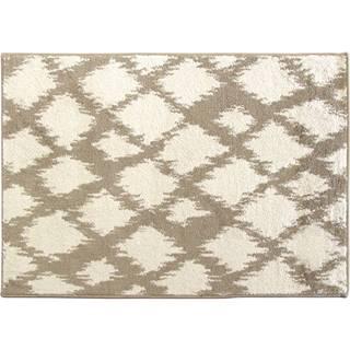 Koberec krémová/biela 160x235 LIBAR