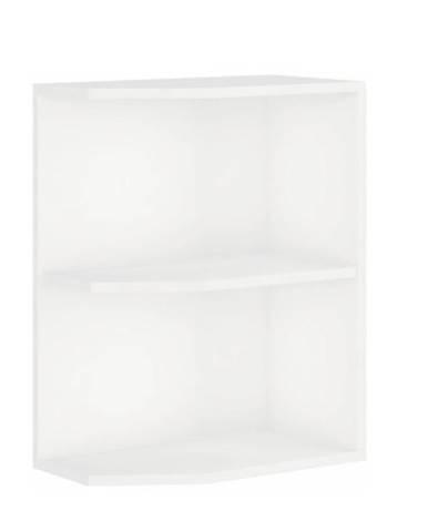 Spodná rohová skrinka biela SPLIT 30 D ZAK BB