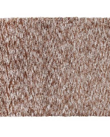 Koberec svetlohnedá melír 140x200 TOBY