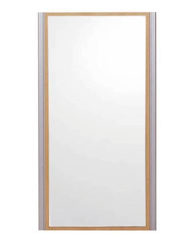 Zrkadlo buk/strieborná LISSI TYP 05