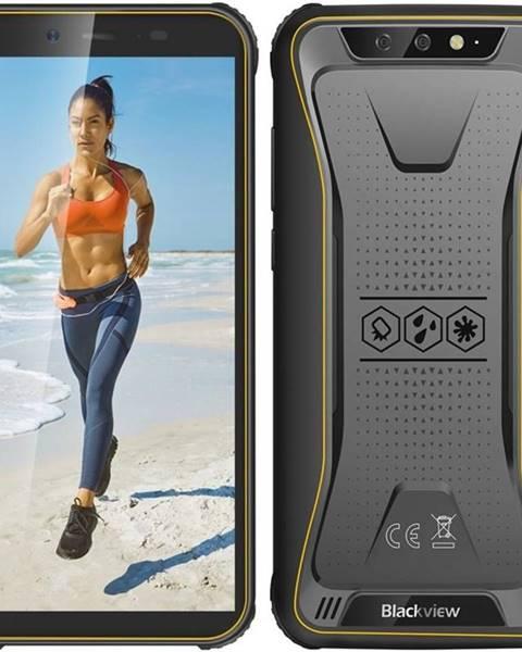 iGET Mobilný telefón iGET Blackview GBV5500 Plus žltý