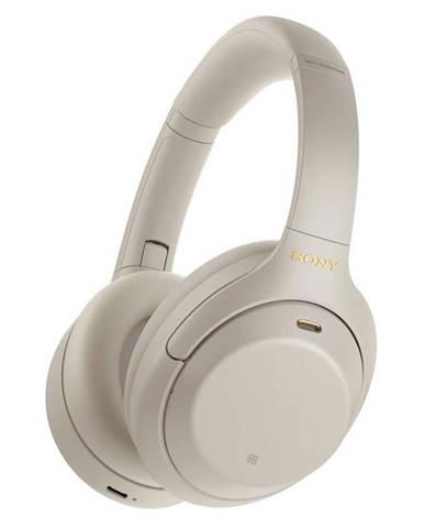 Slúchadlá Sony WH-1000XM4 strieborná