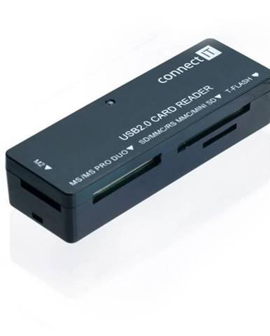 Čítačka pamäťových kariet Connect IT Ultra Slim