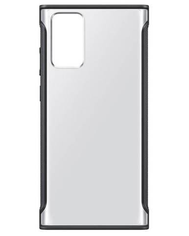 Kryt na mobil Samsung Galaxy Note20 čierny/priehľadný