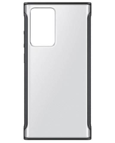 Kryt na mobil Samsung Galaxy Note20 Ultra čierny/priehľadný