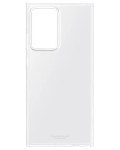 Kryt na mobil Samsung Galaxy S10/Note20 Ultra priehľadný