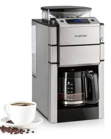 Kávovar Klarstein Aromatica X nerez