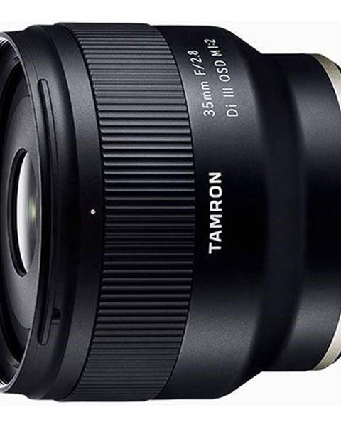 Tamron Objektív Tamron 35 mm F/2.8 Di III RXD 1/2 Macro Sony čierny