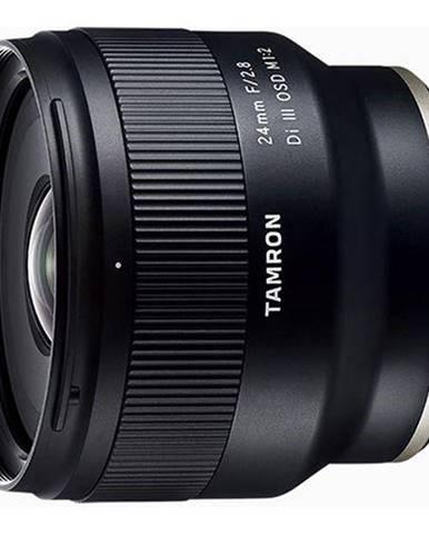 Objektív Tamron 24 mm F/2.8 Di III RXD 1/2 Macro Sony čierny