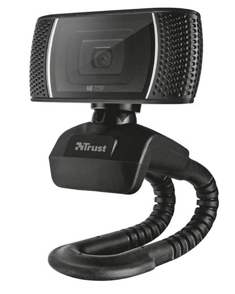 Trust Webkamera Trust Trino HD video čierna